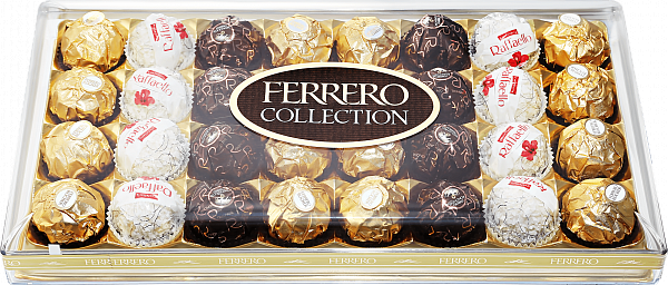 Ferrero Collection, 0.366л