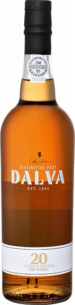 Dalva White Dry Porto 20 years old C. Da Silva, 0.75л