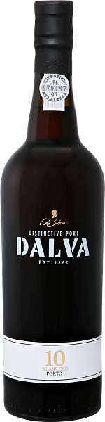 Dalva Porto 10 years old C. Da Silva, 0.75л